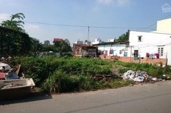 Lô đất chính chủ ngay UBND Vĩnh Hòa, Phú Giáo đường ĐT741 155m2 TC 100m2 giá 450tr, sổ hồng riêng