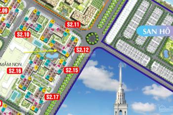 Chính chủ cần bán gấp cắt lỗ 456tr căn hộ 2 phòng ngủ 2WC tại Vinhomes Ocean Park Gia Lâm