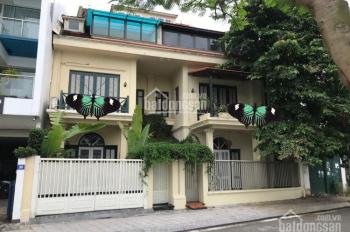 Cho thuê biệt thự mặt phố Quảng An, Tây Hồ. DT 110m2 x 4 tầng, MT 15m, LH 0399909083