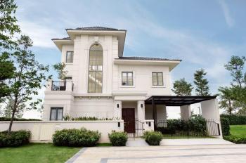 Cần bán gấp biệt thự đơn lập kiểu Pháp Swan Bay, giá 9 tỷ, vị trí đẹp, gần sông và công viên