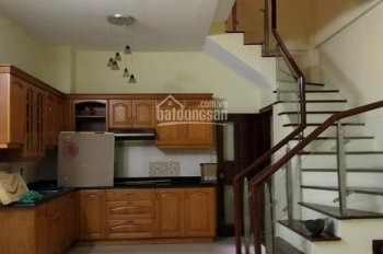Cho thuê nhà riêng nguyên căn ngõ 220 phố Bạch Mai, Hai Bà Trưng, HN. DT 32m2 x 4T + 1 tum, 9 tr/th