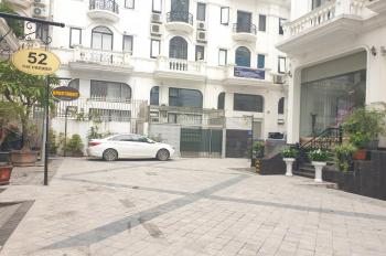 Cho thuê nhà liền kề tại Tôn Thất Thuyết, Cầu Giấy. DT: 95m2 * 5 tầng + 1 hầm, thông sàn giá 50tr