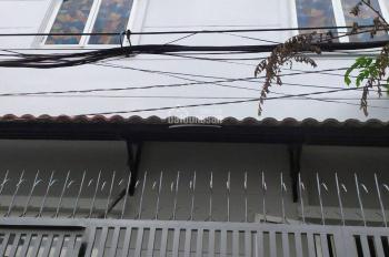 Cho thuê nhà hẻm thông Chu Văn An, 6*7m, 1 lầu, 2PN, 9 triệu/tháng