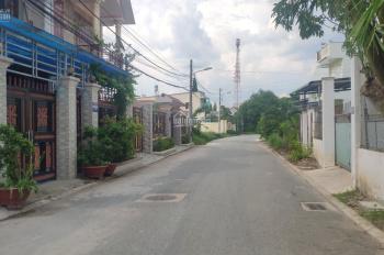 Nền trục chính hẻm 287, Trần Quang Diệu