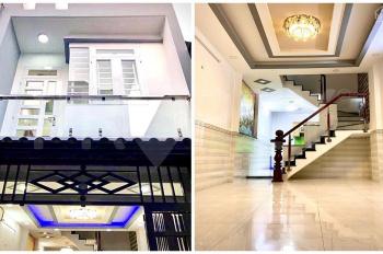 3.45 tỷ - Nhà mới 2PN, 2VS đường Nguyễn Văn Khối, Gò Vấp