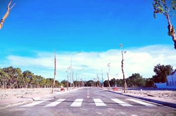 Bán đất mặt tiền Đường Đinh Tiên Hoàng (40m), đắc địa nhất Cam Lâm sổ đỏ thổ cư. NH Hỗ Trợ 60%