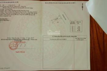 Cần bán nhanh lô đất nền ở TP Bà Rịa, Long Mỹ giá 550tr/107m2 sổ hồng riêng, LH 0906.326.131