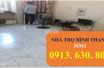 Cho thuê phòng trọ ngay Phan Bội Châu P14 Quận Bình Thạnh 30m2 giá thuê 4,4tr/tháng 4 người ở