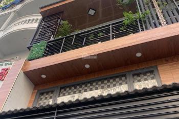 Nhà mới đẹp nguyên căn mặt tiền đường Trần Bình Trọng Q. 5 - KD sầm uất, DT 5x10m