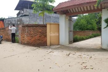Tôi bán lô đất 177m2 mặt đường rộng 7,5m đối diện tái định cư Bình Yên, giá rẻ, miễn trung gian