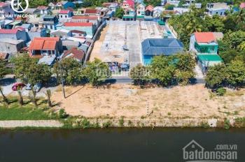 Cần bán 2 lô đất nền view sông khu Kim Long thoáng mát, trung tâm bờ Bắc TP Huế** LH 0968329294