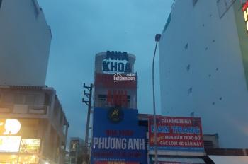 Cho thuê nhà 3 tấm MT kinh doanh - Lũy Bán Bích, Q. Tân Phú (4*26m). LH: 0786575099