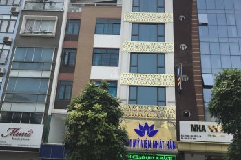 Cho thuê nhà mặt phố Khúc Thừa Dụ, Cầu Giấy. DT 30m2 x 5 tầng, MT 4m, LH 0399909083