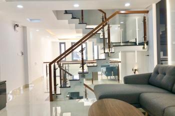 Bán nhà 1 lửng 3 lầu nhà mới, đường Tô Ngọc Vân - Hà Huy Giáp, quận 12 4,5 tỷ, tel: 0902 533 745