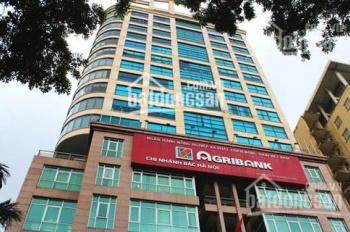 Chính chủ cho thuê văn phòng 50 - 100 - 150m2 tòa nhà Ladeco 266 Đội Cấn