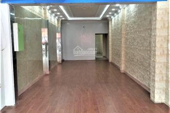 Nhà mới góc 2MT Lũy Bán Bích, Tân Phú, 3.5 lầu cầu thang 2/3 nhà (giá chỉ 37tr)