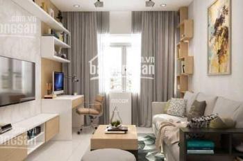 Cho thuê căn hộ chung cư Richmond, Nguyễn Xí, 10 triệu/tháng. Liên hệ 0896 417 678, 2PN, 73m2