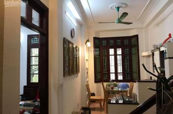 Bán nhà quận Ba Đình cách mặt phố 5m, 45m2 4 tầng giá 4,5 tỷ (LH: 0399528312)