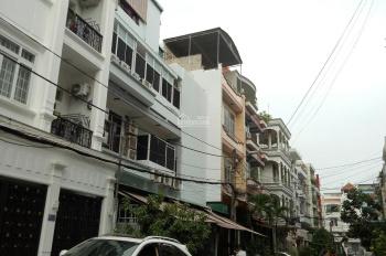 Bán nhà 4 lầu hẻm xe hơi Thành Thái, DT: 4.5x18m, Q10, giá 16 tỷ. LH: 0917590055