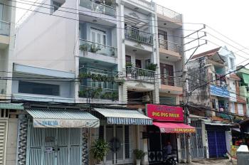Nhà thuê gần chợ Hồ Trọng Quý - Bình Phú, P10, Q6, 4x20m, 2 lầu 16 triệu/th. 0901886271