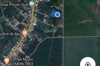 Bán gấp lô đất 1265m2 (23x55m), chính chủ, ngay trung tâm Phú Giáo, Bình Dương