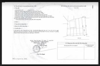 Chính chủ bán đất nền nhà phố sổ riêng view công viên tại TP. Bà Rịa - Vũng Tàu