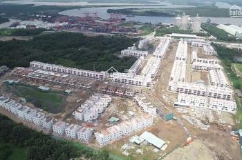 Bán căn góc Nhà phố vườn DA Dragon Village, 146m2 đất TT 6,35 tỷ, view hồ cảnh quan 0918040319