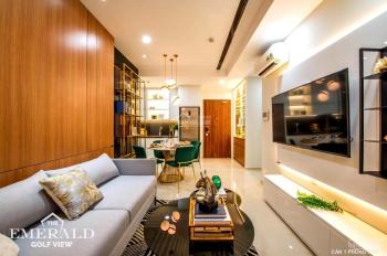Dự án The Emerald Golf View, căn hộ Bình Dương chuẩn 5 sao, mở bán đợt 1. Hotline: 0906 231 863