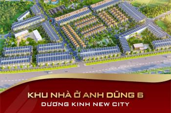 Bán đất nền dự án Dương Kinh - Hải Phòng