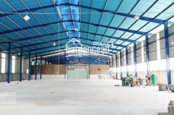 Cho thuê nhà xưởng 2600m2, Thiện Tân, Vĩnh Cửu, Đồng Nai, gần nhà máy nước Thiện Tân