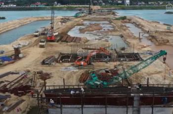 Lô đất xã Tịnh An, gần đập dâng sông Trà Khúc, giá tốt, chỉ 470 tr/ 151m2. Đường ô tô, kết nối TT