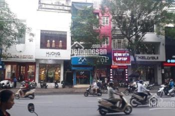 Chính chủ bán gấp nhà mặt phố Triệu Việt Vương - Hai Bà Trưng - 145m2 - mặt tiền 8.5m - 61 tỷ