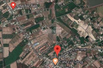 Bán đất SHR chính chủ KDC đường 1, gần ngã 3 Châu Pha thị xã Phú Mỹ, 710 tr/ nền, LH: 0899332554