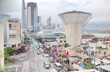 bán nhà Mặt tiền Bến Vân Đồn, Gần Nguyễn Huệ, được xây Hầm 8 tầng, view Quận 1, 148m2 giá 39 tỷ TL