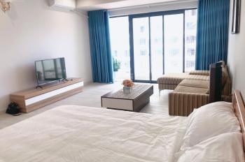 Cho thuê căn Studio Gold Coast Nha Trang. DT: 50m2, nội thất cao cấp, view biển