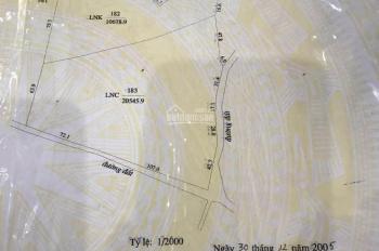 Bán đất 2 mặt tiền xã Nha Bích, Chơn Thành, Bình Phước, cách quốc lộ 14 400m, đường thông thoáng