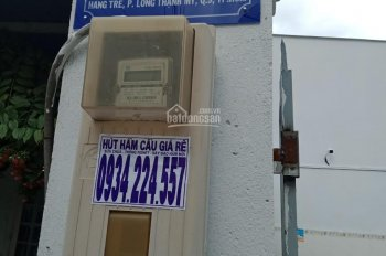 Cho thuê nhà trọ đường Hàng Tre, phường Long Thạnh Mỹ, Quận 9
