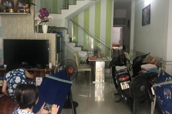 Bán gấp nhà hẻm chợ Cây Sộp, P. Đông Hưng Thuận, Quận 12