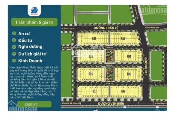 Cần tiền bán cắt lỗ 2 lô đất dự án HAMUBAY Phan Thiết, B33 - 24 giá 2,2 tỷ và B35 - 11 giá 2,1 tỷ