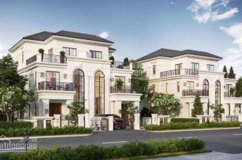 1 căn duy nhất villa song lập Pháp Swan Bay gần hồ bơi, đối diện mảng xanh, chỉ 5,1 tỷ