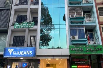 Về HongKong bán nhà 6 lầu thang máy góc 2 MT Trần Hưng Đạo, Quận 5, DT: 4.85*21m, 34.3 tỷ TL