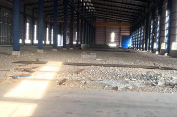 Chính chủ cho thuê kho - xưởng An Dương, Hải Phòng - Kho mới xây dựng 100%