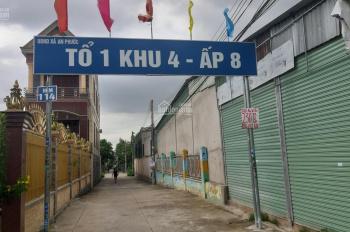 Bán 250m2 đất sổ hồng riêng thổ cư 100% Phố Phùng Hưng, An Phước, huyện Long Thành giá đầu tư