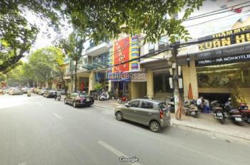 Bán nhà mặt phố Triệu Việt Vương, Hai Bà Trưng, 193m2, MT 8,5m SĐCC, Sở hữu lâu dài. 0902139199