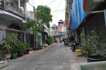 Bán nhà riêng Hương Lộ 2, Bình Trị Đông, Bình Tân, 8x15m cấp 4, hẻm 6m thông đủ lộ giới. Giá 7.4 tỷ