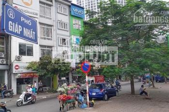 Bán gấp đất mặt đường Giáp Nhất - Nguyễn Ngọc Vũ, Thanh Xuân