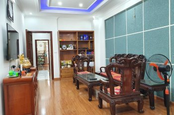 Bán nhà phố Đặng Thùy Trâm, Nghĩa Tân, Cầu Giấy 68m2 x 6T thang máy, 7 chỗ vào nhà, giá 11,5 tỷ