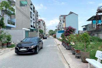 Bán đất hẻm 76 đường Lê Văn Chí, Linh Trung - đường 8M, dt 88m2, giá 3,85 tỉ