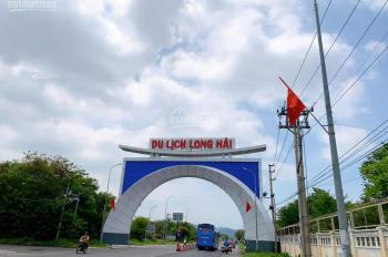 Đất Vũng Tàu giá rẻ, ngay biển Long Hải, diện tích 125m2 có sổ sẵn sang tên ngay