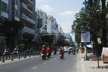 Bán nhà mặt tiền đường Hoàng Văn Thụ, KC 4 lầu đúc thật hoàn toàn. Mặt tiền kinh doanh thương hiệu